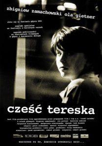 Czesc Tereska Plakat